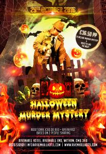 halloween murder mystery